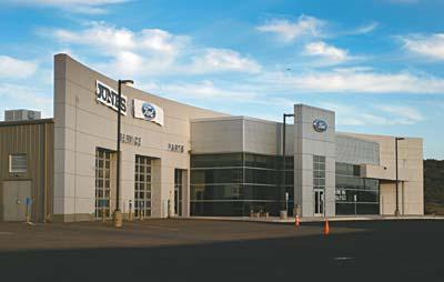 Jones Ford Buckeye >> Tom Jones Ford Takes Over Steve Coury S Ford Dealership On Sr 260