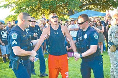 Cottonwood's National Night Out gathering has something for everyone. VVN file photo by Vyto Starinskas