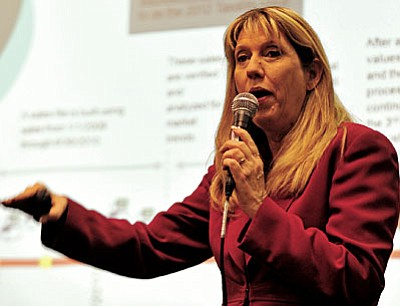 Assessor Pam Pearsall