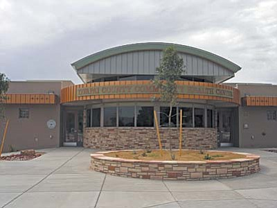 In the Verde Valley, Yavapai County Community Health Services is located at 10 S 6th St, Cottonwood. VVN photo