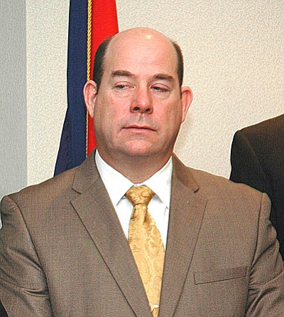David Gowan (Capitol Media Services file photo by Howard Fischer)