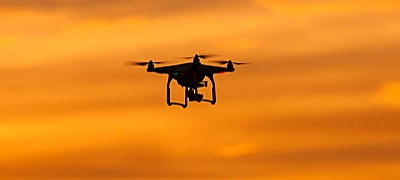 The Federal Aviation Administration received 764 reports of encounters between drones and other aircraft from November to August, with 23 of those in Arizona. (Photo by Greg Clarke via flickr/Creative Commons)