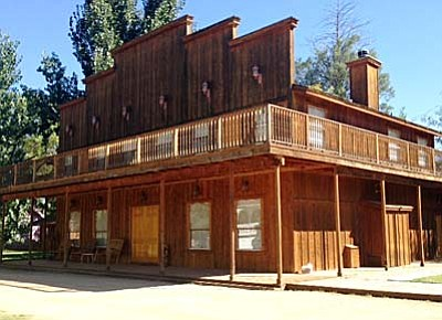 Opera House at Indian Creek Ranch
