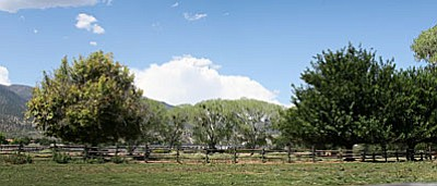 District 2 Supervisor Tom Thurman announced Monday that Rockin' River Ranch will become a state park. (Photo by Bill Helm)