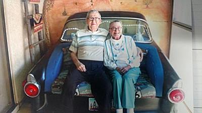 Bill and Ann Landin