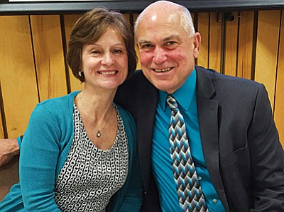 Rev. Steven and Karen Wilkens