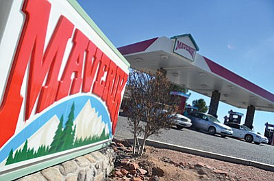 The new Cottonwood Maverik Store will expand from 2400 square feet presently, to 5024 square feet, more than double the current size. (VVN/Vyto Starinskas)