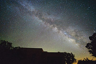Milky Way (Courtesy photo, Robert Mueller)