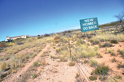 89 and Vine is a development project planned for 680 acres north of Cornville Road and Verde Santa Fe. (VVN/Vyto Starinskas)