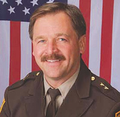 Sheriff Scott Mascher