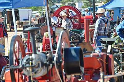 The 32nd Annual Engine and Tractor Show will take place Friday, March 18 and Saturday, March 19 at the Verde Valley Fairgrounds in Cottonwood.<br /><br /><!-- 1upcrlf2 -->