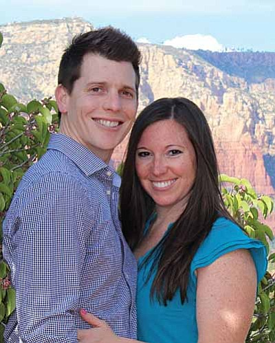 Misty and Jason will be married on August 6, 2016, at 6 p.m. at the Scarritt Bennett Center in Nashville, Tennessee.