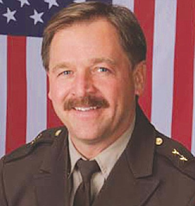 'I have a lot of faith in Phil (Bourdon) and the county supervisors and how they are handling the unfunded mandates. He's doing a great job for the employees in the Sheriff's Office'<br /><br /><!-- 1upcrlf2 -->-- Yavapai County Sheriff Scott Mascher