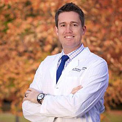 Dr. Nick Booth
