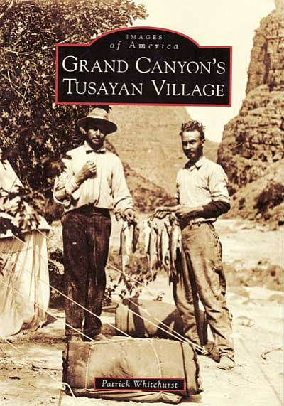 The cover for Grand Canyon's Tusayan Village
