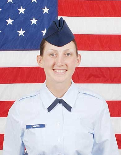 Air Force Airman 1st Class Alexis N. Johnson