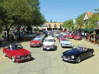 Datsuns of all types will line the streets of Williams Oct. 8.