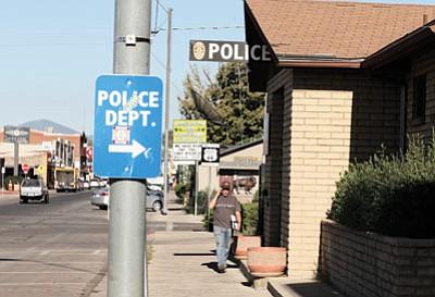 Williams Police Chief Herman Nixon said SB 1070, Arizona's immigration law, will not change his department's policing procedures. Ryan Williams/WGCN