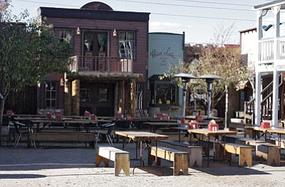 The Wild West Junction, located at 321 E. Route 66 in Williams, hosts an International Chili Society sanctioned Chili Shootout Saturday beginning at 9:30 a.m. Clara Beard/WGCN