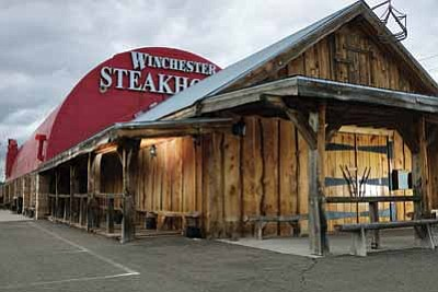 The owners of Grand Canyon Brewing Company purchased the Winchester Steakhouse and plan to expand operations. Ryan Williams/WGCN