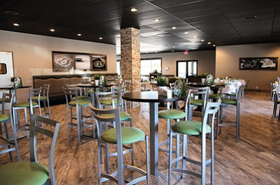 The owners of the old Denny's restaurant on Clover Hill in Williams recently transformed the eatery into Kicks on Route 66. Ryan Williams/WGCN