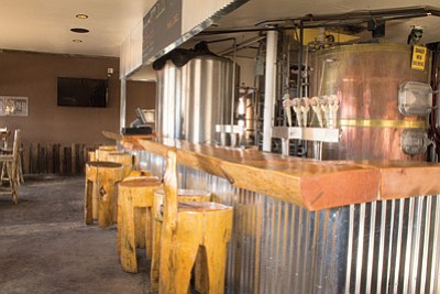 Grand Canyon Brewery now features a renovated tap room. Submitted photo