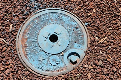 The city of Williams hopes to save around $380,000 per year in lost revenue after replacing about 1,500 old water meters. Ryan Williams/WGCN