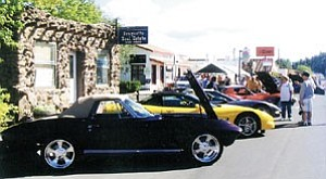 Last year¹s Cool Vette Cruise brought 107 Corvettes to the streets of Williams. This year, organizers are hoping for more .