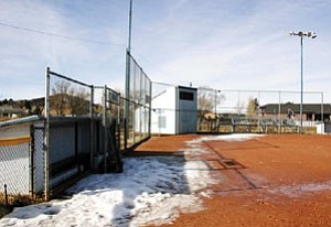 The ball fields of Williams will soon be packed with young people playing Little League.