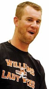 Coach Tristan Heisley was honored with the 2A North Coach of the Year award for his efforts in bringing the championship to the Lady Vikes for 2007.