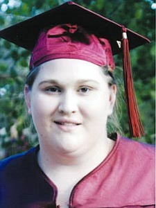 Eighteen-year-old Chantelle Ottens, who recently graduated with her GED diploma, says she plans to attend classes at Coconino Communtiy College.