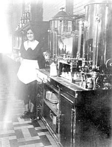 Tillie Raugh, Don Gray's grandmother, was a  Harvey Girl at the Havasu House in Seligman.