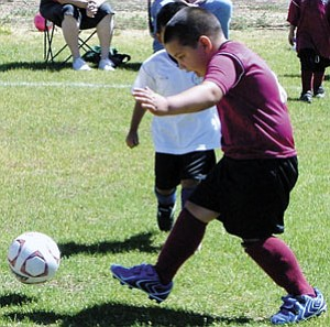 Volunteers and coaches are still needed for this season's AYSO soccer games.