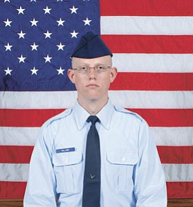 <b>Air Force Airman Michael E. Hillard</b>