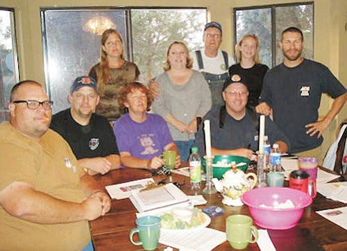 <br>Submitted photo<br> Founding members plan the formation of High Country Fire Rescue in June. The new organization currently offers 13 volunteers in various capacities.