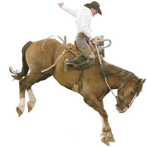<br>submitted photo<br> A load of fun is in store for those who attend this year's PRCA Labor Day Rodeo in Williams.