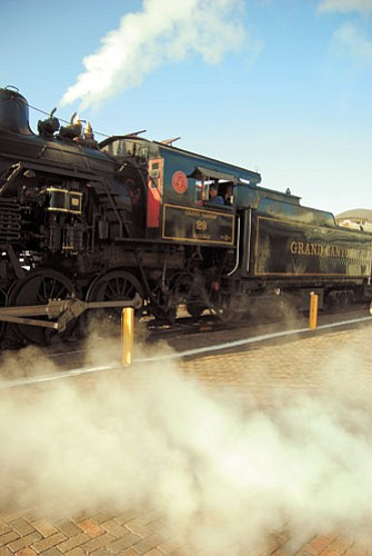 <br>Patrick Whitehurst/WGCN<br> Regular steam service will no longer be offered at the Grand Canyon Railway, according to officials with Xanterra Parks and Resorts. While the steam engine will still be displayed, diesel engines will make the run from Williams to the Grand Canyon year round.