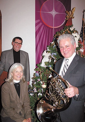 <br>Patrick Whitehurst/WGCN<br> This year's Christmas concerts are scheduled to begin Nov. 30.