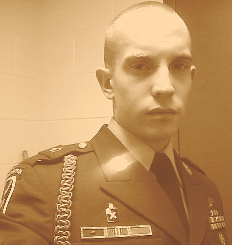 <br>Submitted photo<br> Jeffrey Sutton of Williams will leave for his second tour of duty in Afghanistan this week.