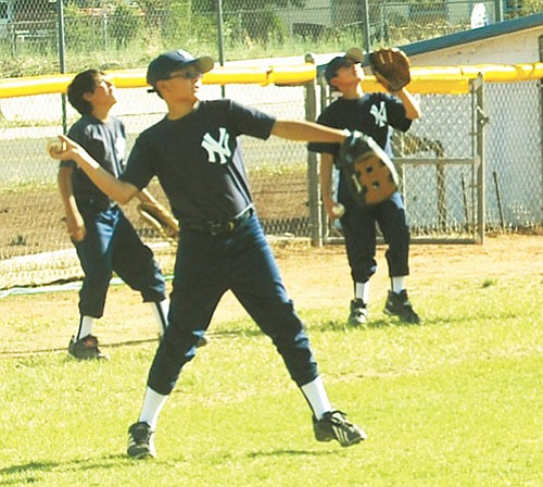 <br>Patrick Whitehurst/WGCN<br> Registration for the 2009 season of Williams Little League will be held at the Williams Rec Center Saturday from 10 a.m. to noon.