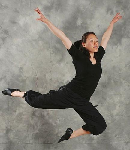 <br>Joel Masson/www. joelmasson.smugmug.com<br> Chelsea Mariko will perform lyrical dance with Marisa Masson during tomorrow night's recital.