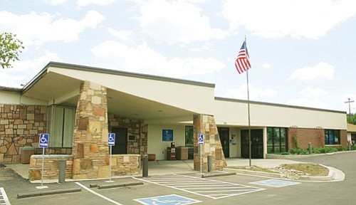 Patrick Whitehurst/WGCN Officials at the Williams Banner Health Care Center can now prepare for a late June special election.
