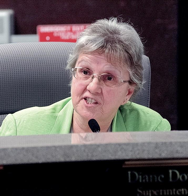 Diane Douglas, Arizona State Superintendent of Public Instruction