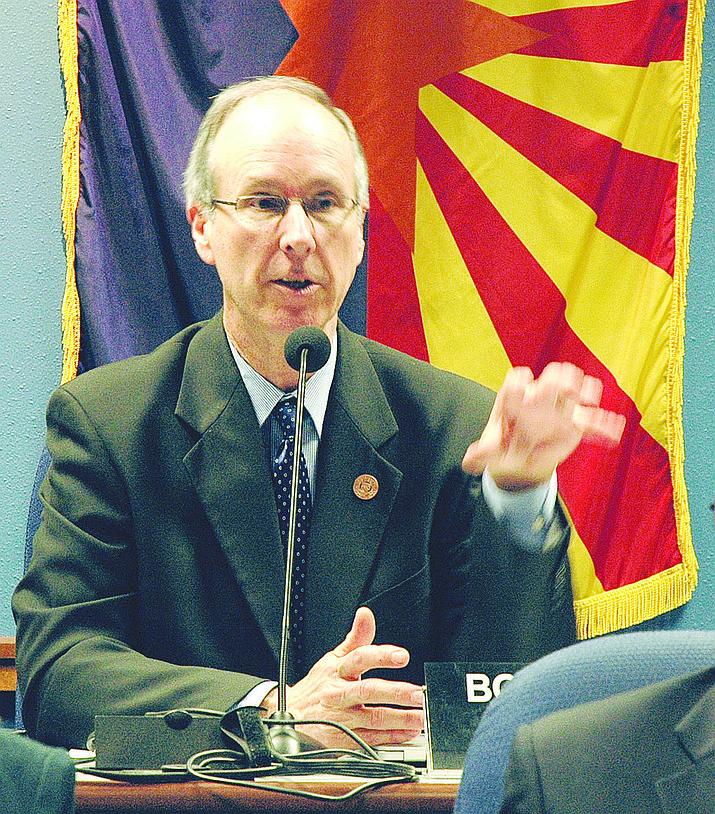 Rep. Bob Thorpe, R-Flagstaff
