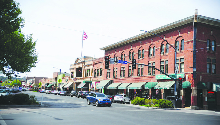 Businesses in Prescott and along Whiskey Row could be required to get a city business license. The issue most recently came before the City Council on March 1.