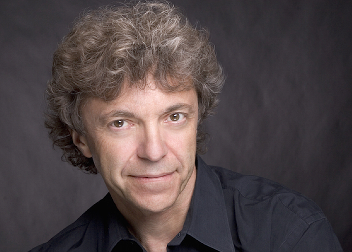 French guest pianist Pascal Roge will Perform with The Phoenix Symphony at the Yavapai College Performing Arts Center at 3 p.m. Sunday, March 6.