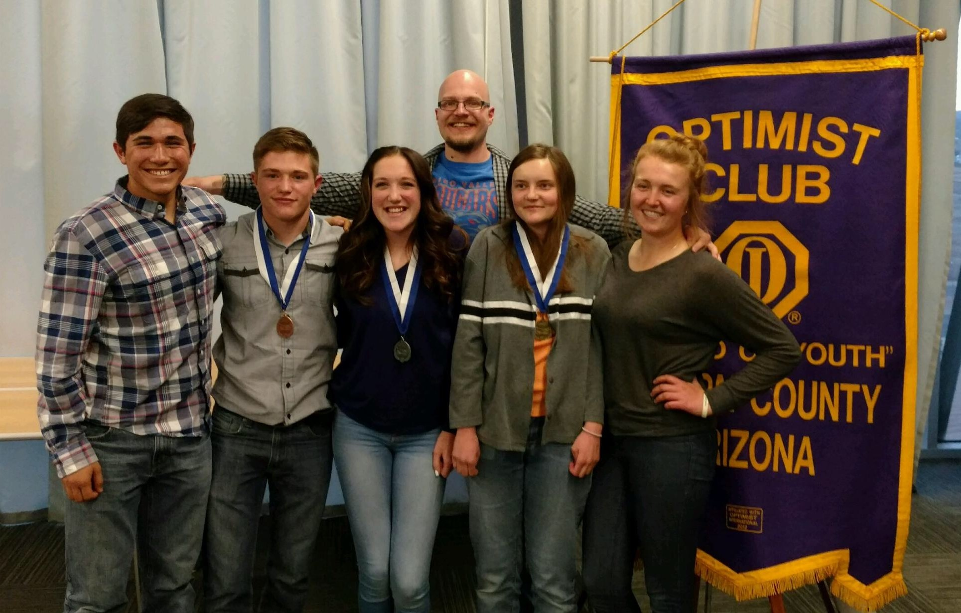 Chino Valley High School students sweep Optimist essay contest | The ...