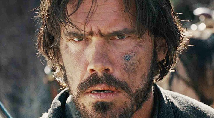 """Josh Brolin, shown here in the movie """"True Grit"""" (2010), has been offered a role in """"No Exit,"""" Black Label Media's production about the Granite Mountain Hotshots."""