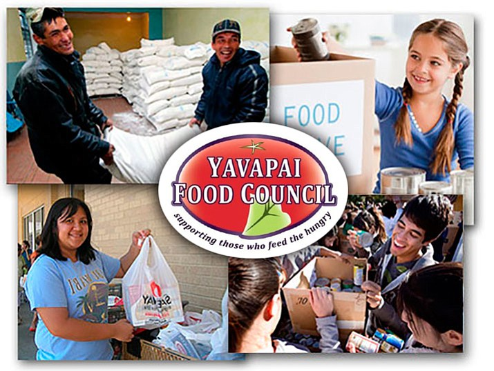 The mission of Yavapai Food Council is to build community support for meeting the needs of the hungry through education and resource development; To increase the production and distribution of locally grown food; and to be a voice for the hungry.