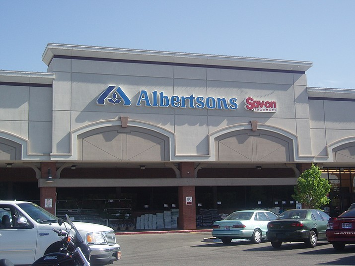 A typical Albertsons store in Boise, Idaho. (Creative Commons Image by Wikimedia Commons)